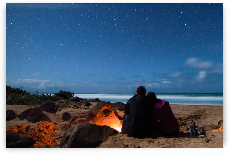 Camping under the stars by ND_PHOTOGRAPHY