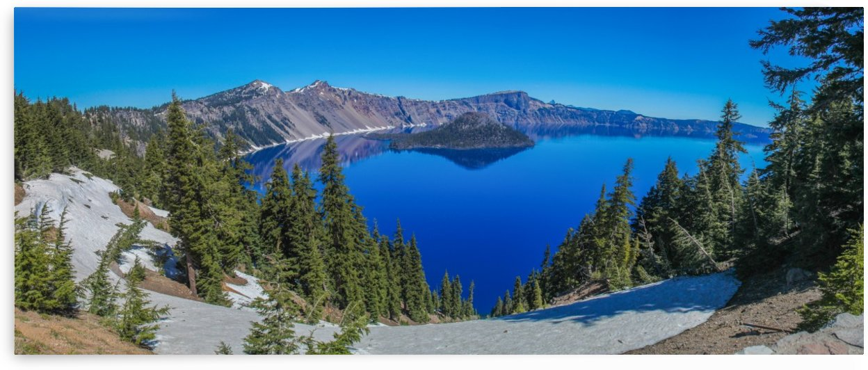 Crater Lake by ND_PHOTOGRAPHY