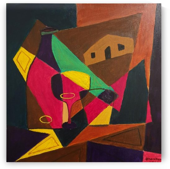 Social Distancing by Shankar Kashyap