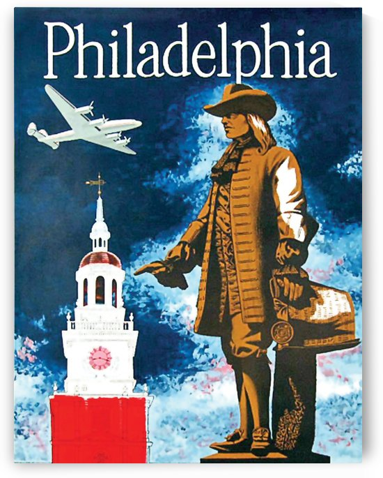 Philadelphia by vintagesupreme