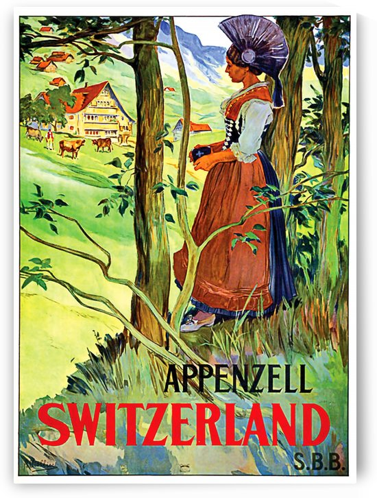 Appenzell by vintagesupreme