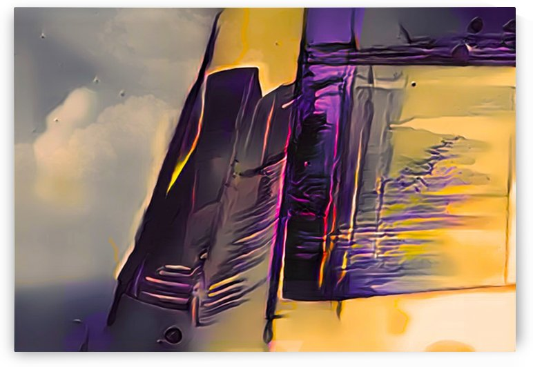 Unconscious Abstract 2 by Zigzag
