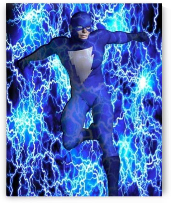 Lightning Bolt by Bequin
