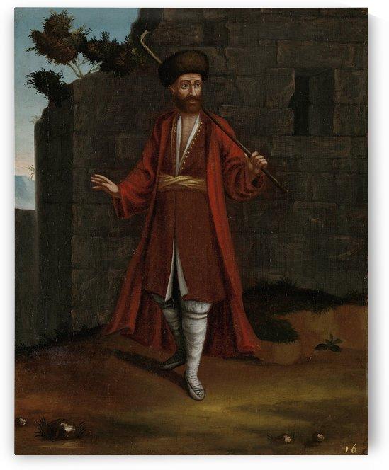 Bulgarian by Jean Baptiste Vanmour