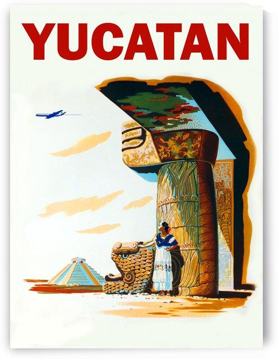 Yucatan by vintagesupreme