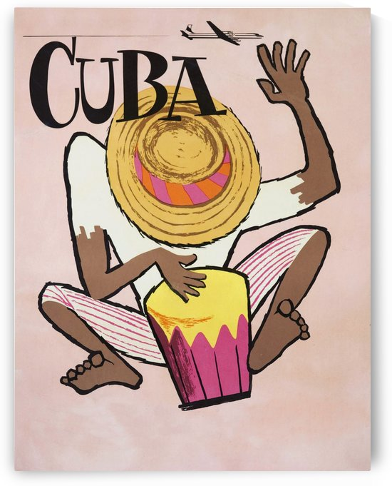 Drummer from Cuba by vintagesupreme