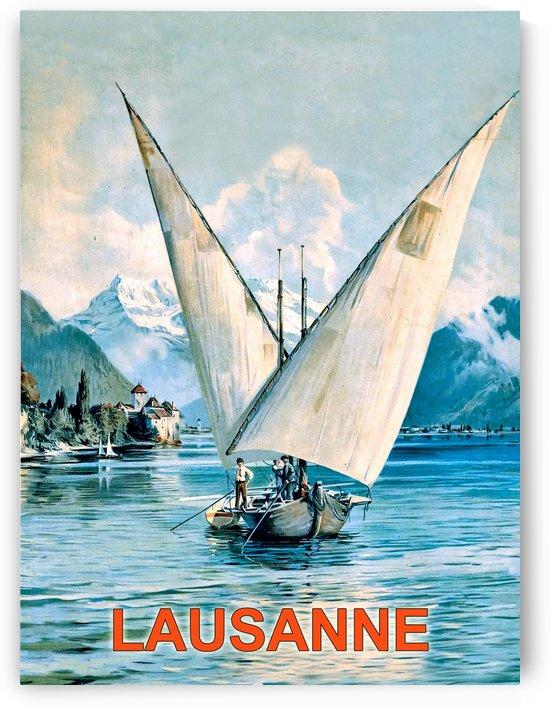 Lausanne by vintagesupreme