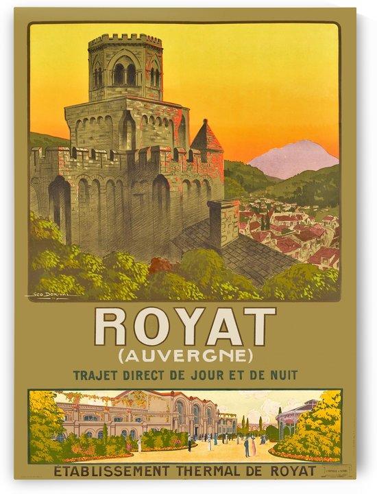Royat by vintagesupreme