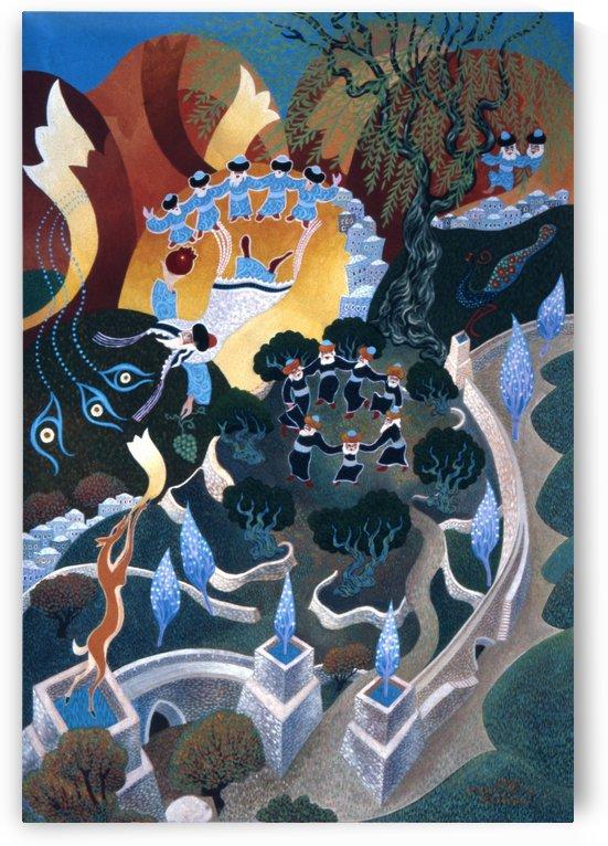 1987 025 by Baruch Nachshon