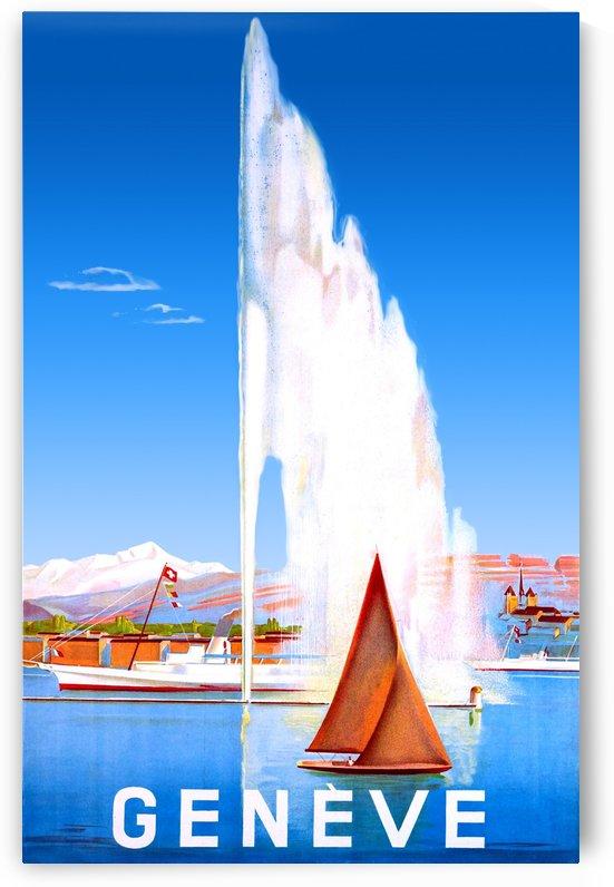 Lake Geneva by vintagesupreme