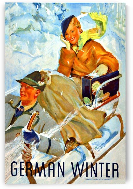 German Winter by vintagesupreme