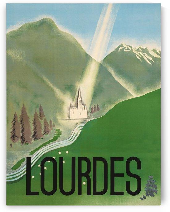 Lourdes by vintagesupreme