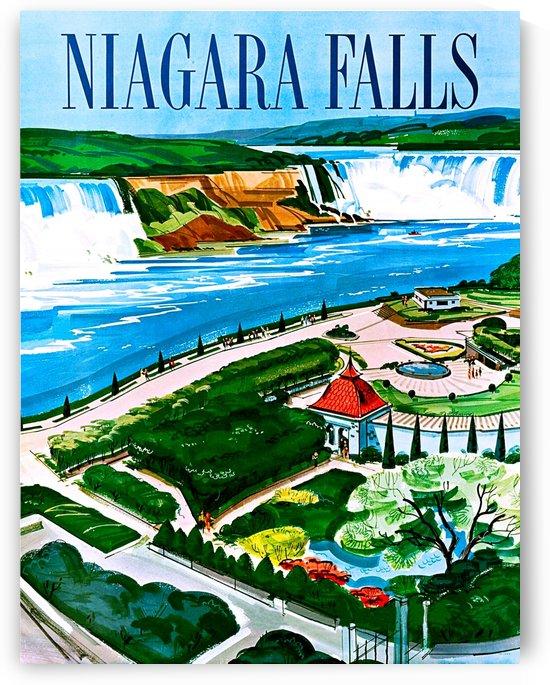 Niagara Falls by vintagesupreme