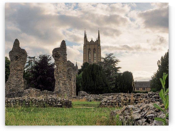 Bury St. Edmunds Abbey Gardens by Jamie Hopper