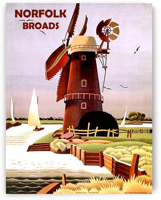 Norfolk Board by vintagesupreme