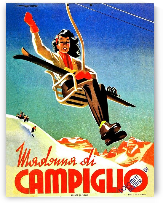 Campiglio by vintagesupreme