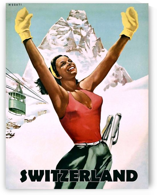 Switzerland by vintagesupreme