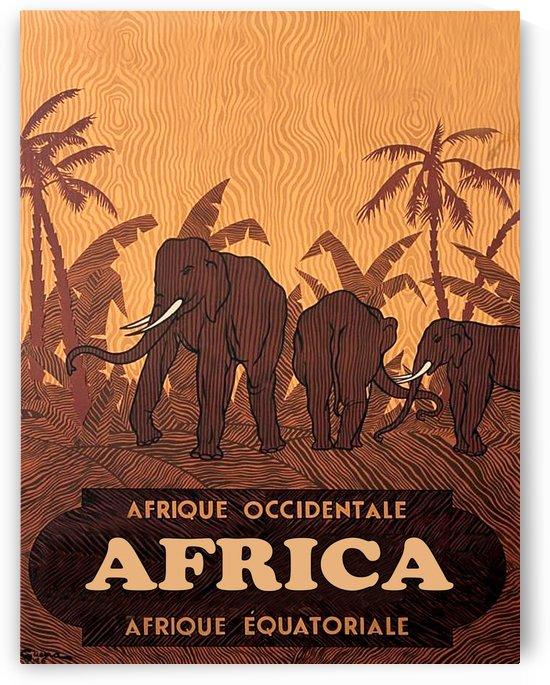 Africa by vintagesupreme