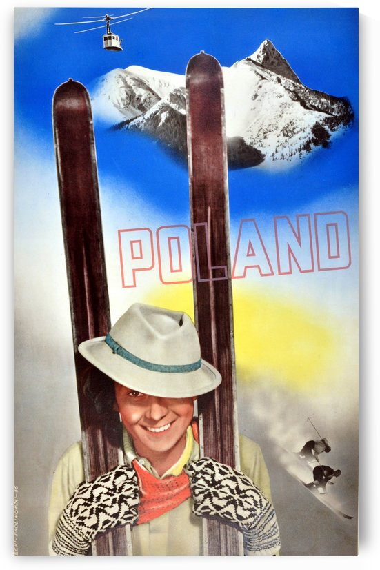 Skiing in Poland by vintagesupreme