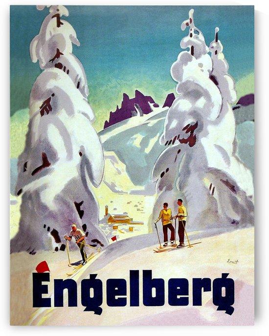 Engelberg by vintagesupreme