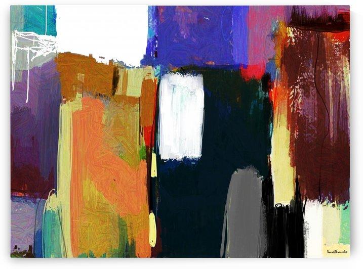 Coalescence by David Abrams Art