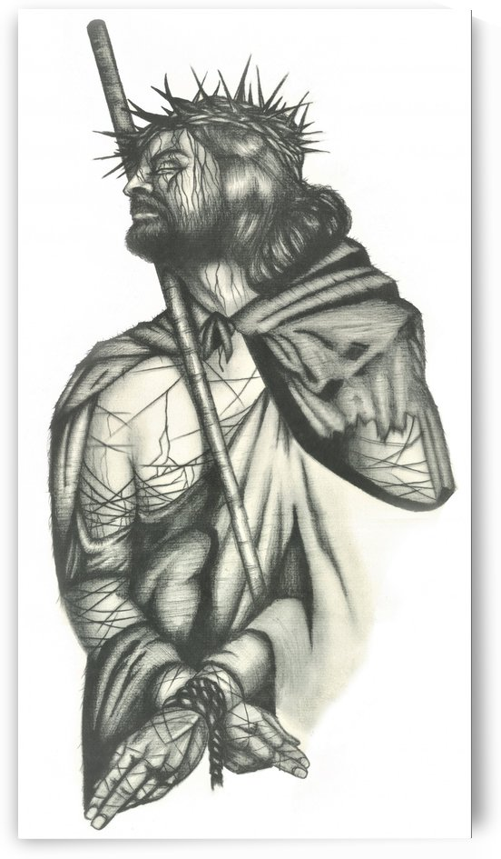 Isaiah 53 by Art by Michael Keith