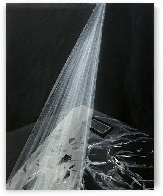 Reflection of inspiration 122x92cm by Suki Zhang