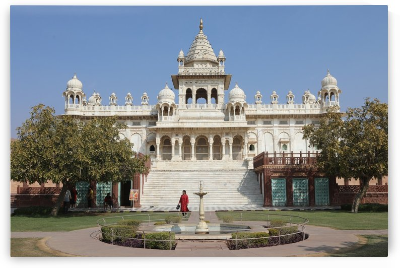 Jaswant Thada Rajasthan 8911 by Move-Art