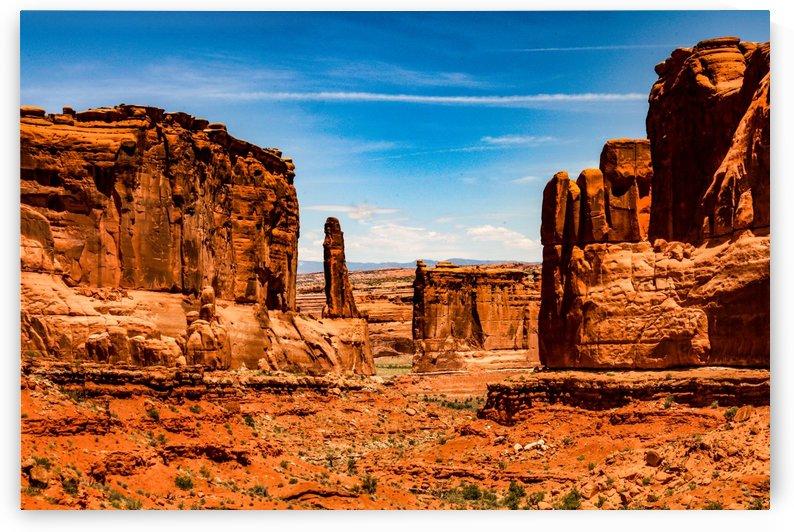 Arches National Park by Michael Stephen Dikovitsky