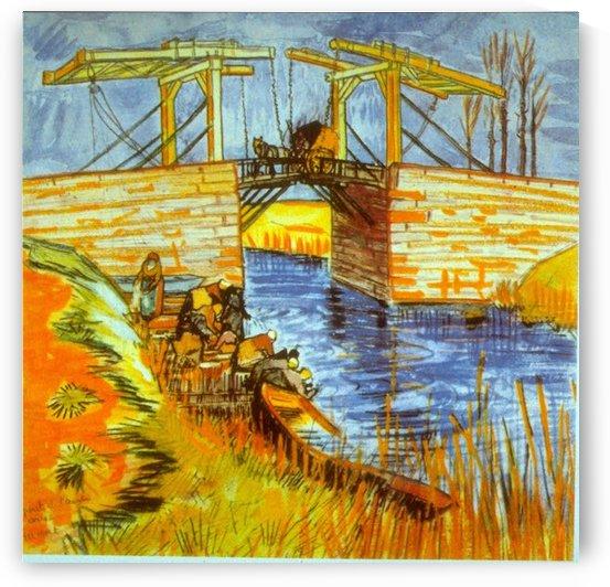 Langlois by Van Gogh by Van Gogh