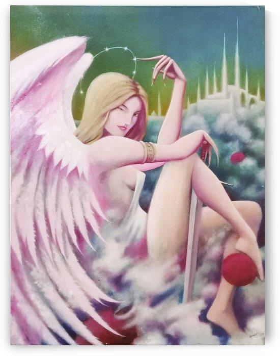 ANGEL SPHERE by DADOART
