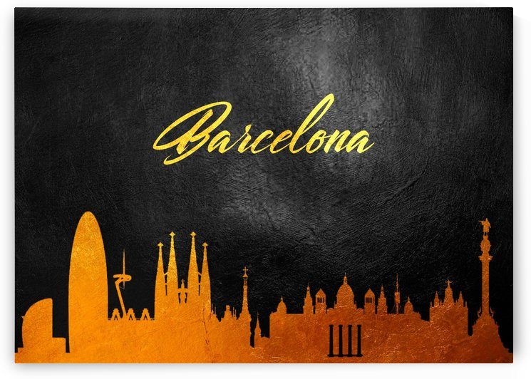 barcelona gold 2 by ABConcepts