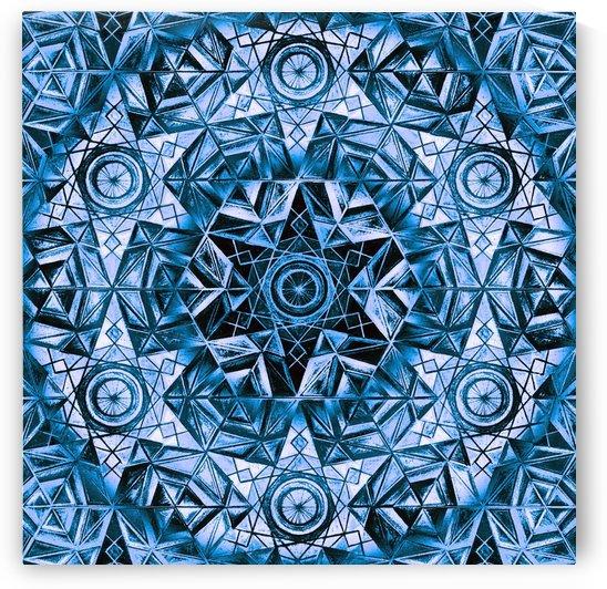 Sacred Geometry Handdrawing Pattern by CvetiArt