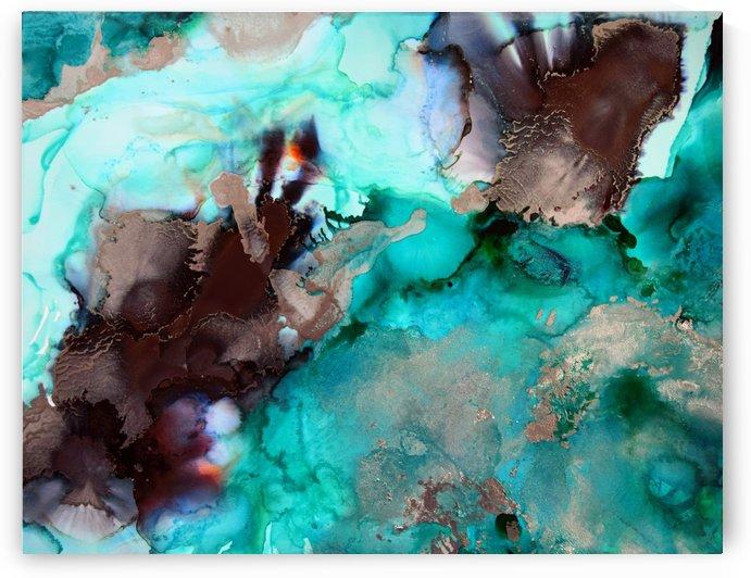 Dreamy Seas by Amber Lamoreaux