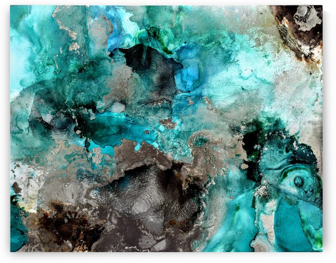 Oceanic Melody by Amber Lamoreaux