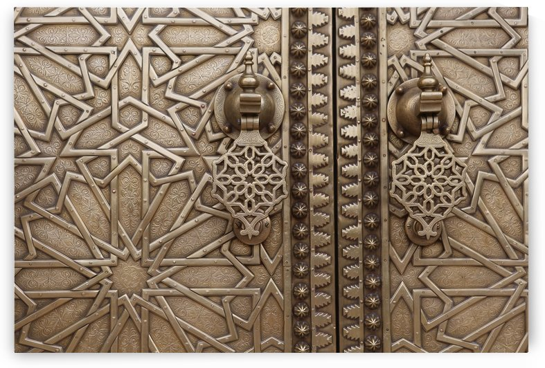 Marocco metal door 3454 by Move-Art
