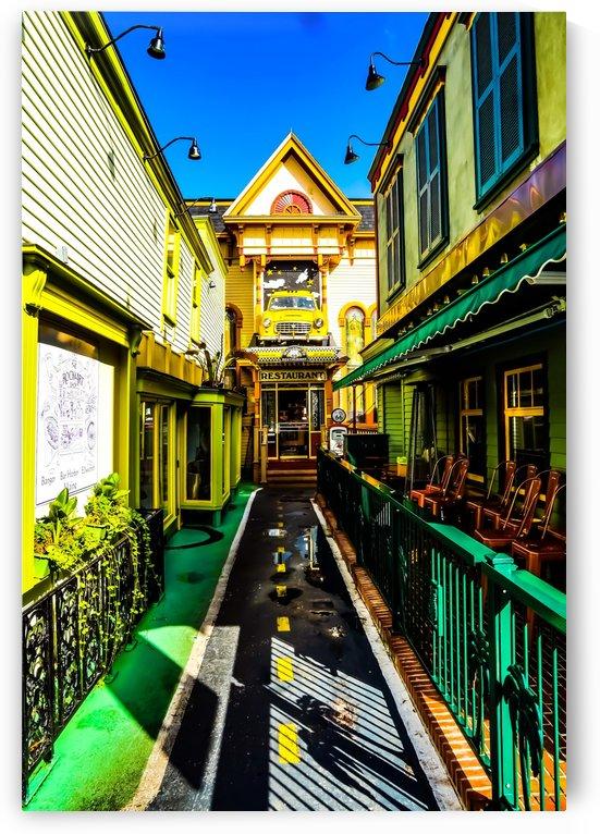 Bar Harbor by Michael Stephen Dikovitsky