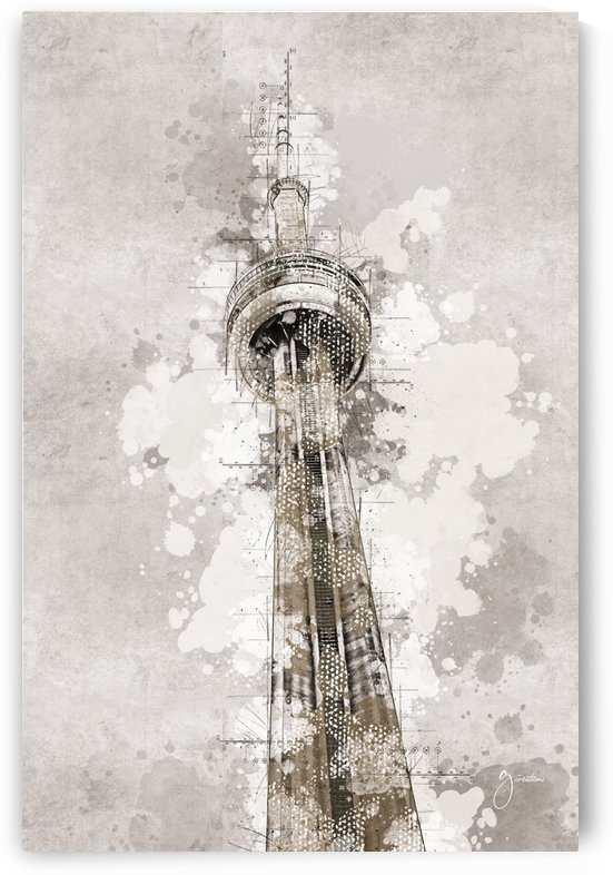 CN Tower by G Creations