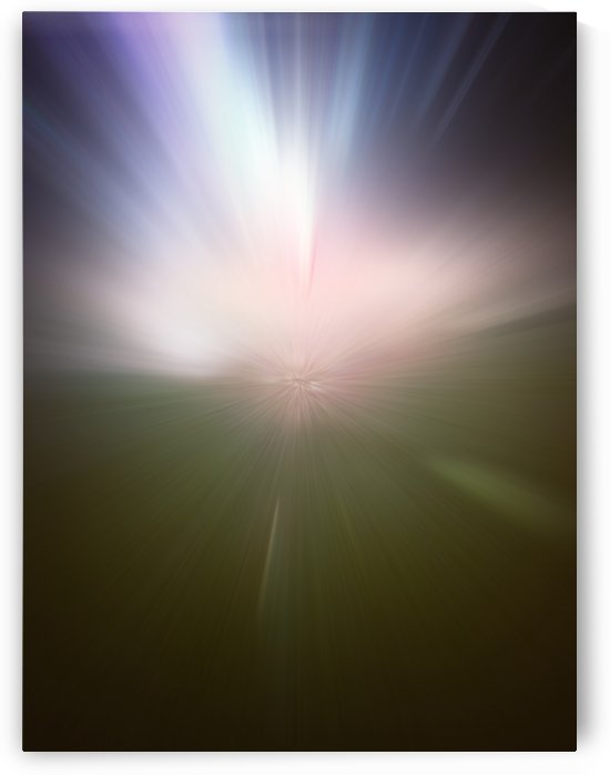 Fountain Of Light 1 by Jenn Rosner