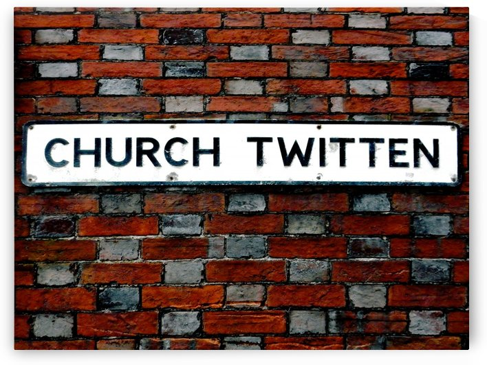 Church Twitten by Dorothy Berry-Lound