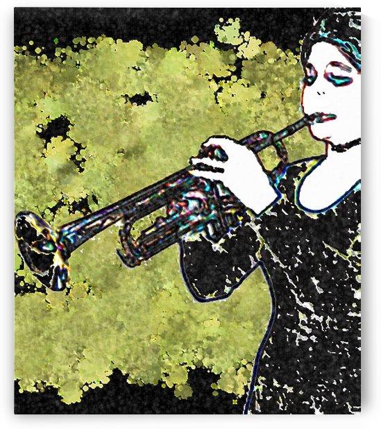 Trompette Trumpet by Createm