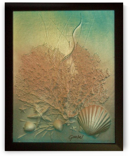 Coral Image Art by Bill Gimbel