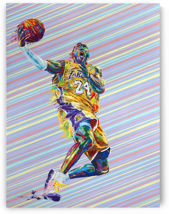 KobeBryant SPEED Series by Tadaomi Kawasaki