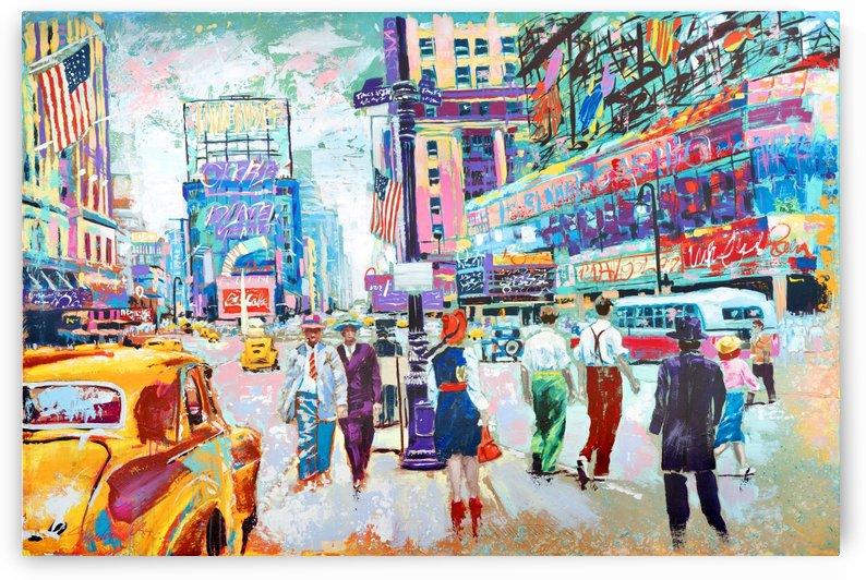 happy newyork 1950s by Tadaomi Kawasaki