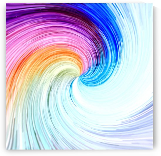 Colored wave by jgarcia