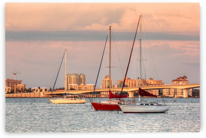 Across The Bay by HH Photography of Florida