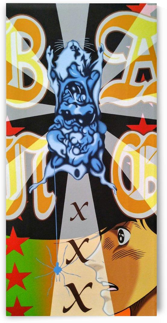 XXX (Joe Yabuki Project) by Hirotaka Suzuki
