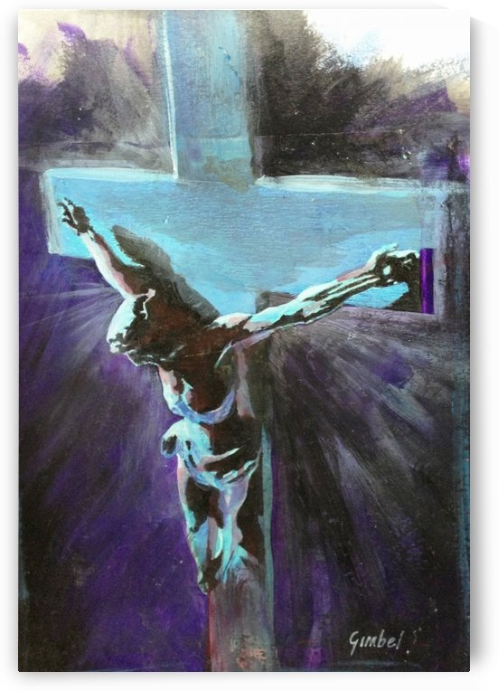 Jesus by Bill Gimbel