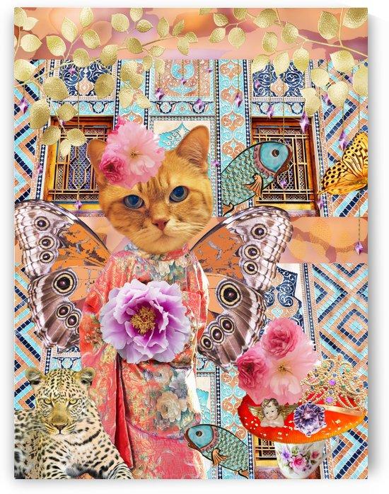 catcollage by Zophia Solaris