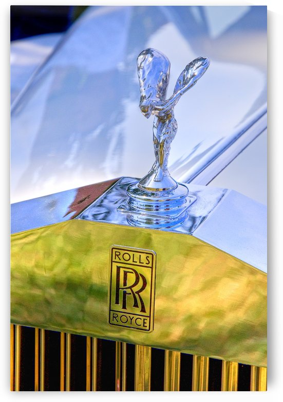 RollsRoyce by Christian Bibeau